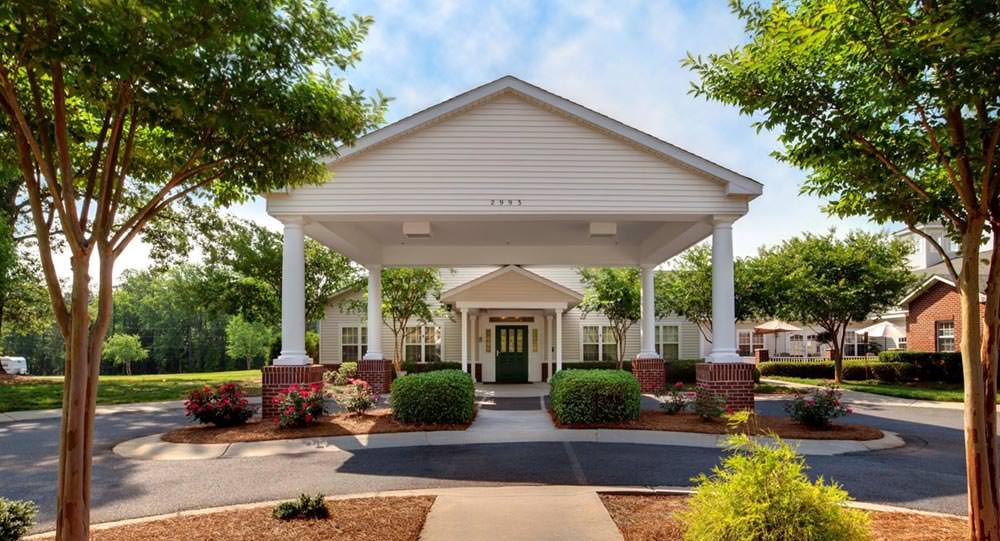 Park Pointe Village Entrance, Rock Hill, SC