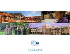 JEDA Annual Report 2018