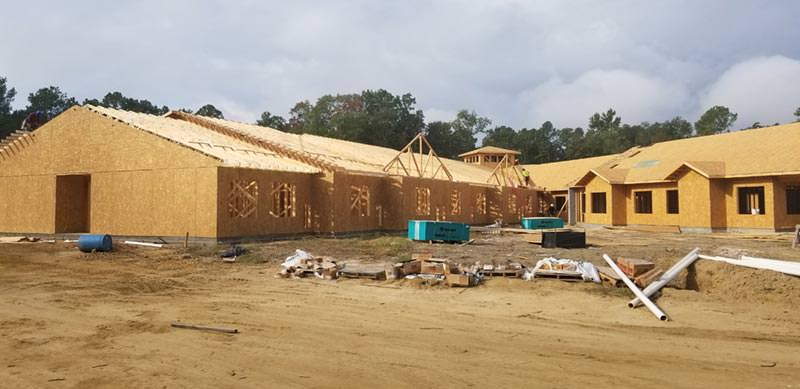 Currently Under Construction - Lakeside Place Senior Living, Lexington, SC