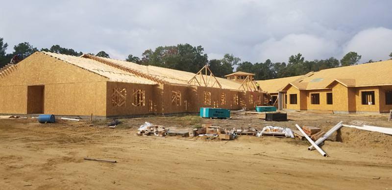 Currently Under Construction - Lakeside Place Senior Living, Lexington, SC
