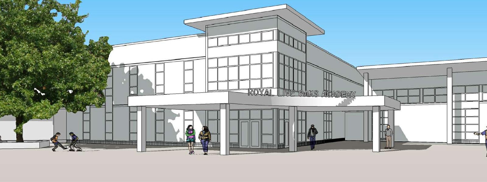 Royal Live Oaks Academy in Ridgeland, SC