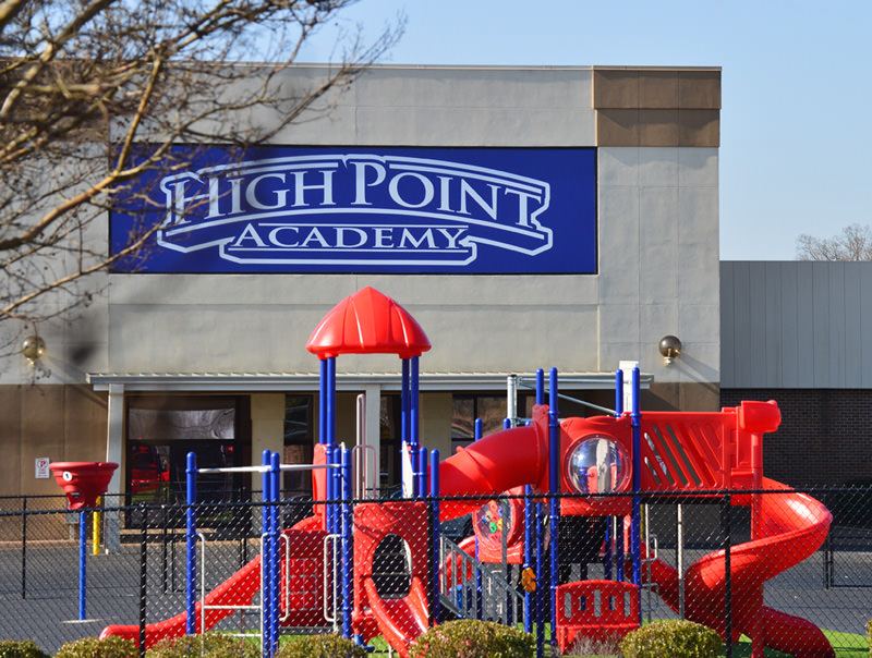 High Point Academy - Spartanburg