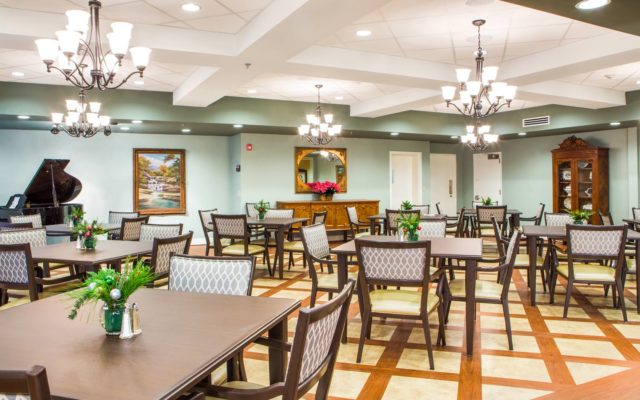 Woodbridge Clinton Senior Living